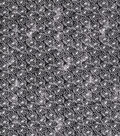 Keepsake Calico Cotton Fabric -Mum Black Tonal