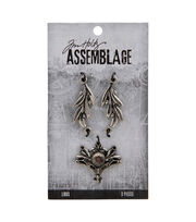 Tim Holtz Assemblage Links-Leaf, , hi-res