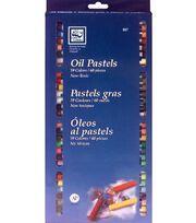 Oil Pastel Set-60 Pieces, 59 Colors, , hi-res
