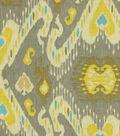 Waverly Upholstery Fabric 54\u0022-Canasta Pumice
