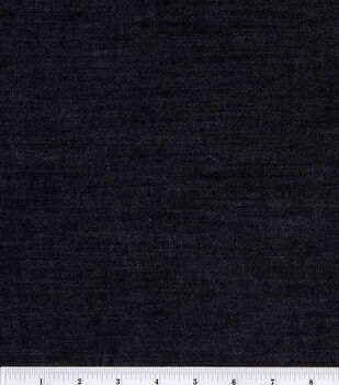 Sew Classics Stretch Denim Fabric -Black