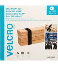 VELCRO Brand ONE-WRAP Roll 25mmX15m-Black