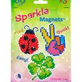 Diamond Dotz Diamond Magnets Facet Art Kit-Assorted Luck 3/Pkg