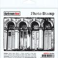 Darkroom Door Cling Stamp 4.5\u0022X3\u0022-Arches