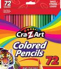 Cra-Z-Art 72 pk Wood Colored Pencils