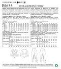 Butterick Pattern B6433 Misses\u0027 Jacket, Jodhpurs & Breeches-Size 6-14