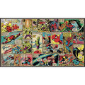 York Wallcoverings Mural-Marvel Classic Comic