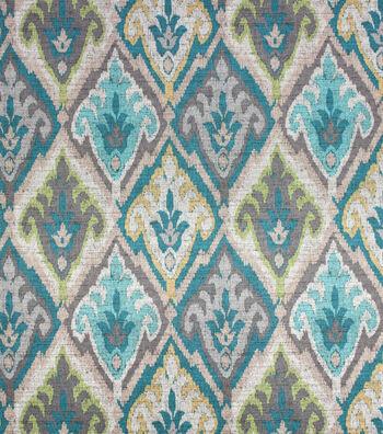 Solarium Outdoor Print Fabric 54''-Azned Seaswept