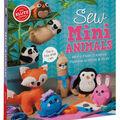 Sew Mini Animals Kit
