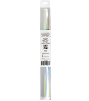 Heidi Swapp 12.25''x5' Minc Reactive Foil Roll-Iridescent