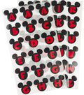 Wrights Disney Mickey Mouse 54 pk Alphabet Iron-On Transfers