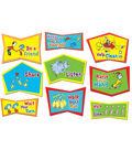 Eureka Dr. Seuss Classroom Rules Bulletin Board Set, 2 Sets
