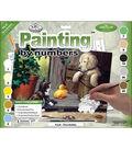 15-1/4\u0022x11-1/4\u0022 Junior Paint By Number Kit-Three Buddies