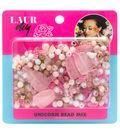 LaurDIY 4.23 oz. Bead Mix-Unicorn