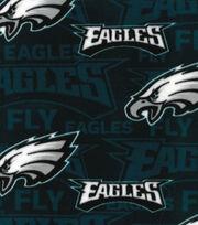 Philadelphia Eagles Fleece Fabric -Fly Eagles Fly, , hi-res