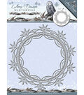 Find It Trading Amy Design Wintertide Die-Ice Crystal Frame