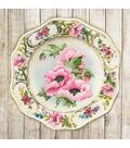 RIOLIS 8.25\u0027\u0027x8.25\u0027\u0027 Stamped Cross Stitch Kit-Pink Poppies