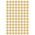 Gold Stars superShapes Stickers-Foil 12 Packs