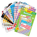 TREND superSpots superShapes Stickers Variety Pack-Seasons