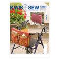 Kwik Sew Crafts Totes & Bags-K3927