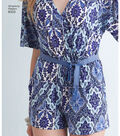Simplicity Pattern 8333 Misses\u0027 Knit Jumpsuit & Dress-Size P5 (12-20)