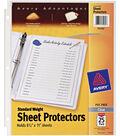 Avery Standard Weight Sheet Protectors 25/Pkg