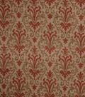 Home Decor 8\u0022x8\u0022 Fabric Swatch-Jaclyn Smith Cider  Terra Cotta