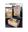 Butterick Car Organizers-B6228