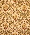 Home Decor 8\u0022x8\u0022 Fabric Swatch-Upholstery Fabric Barrow M7119-5178 Spice