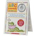 Scholastic ABC Sing Along Flip Chart & CD