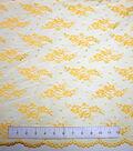 Casa Collection Chantilly Lace Fabric -Snap Dragon