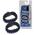 Paracord Bracelet Kit-Police