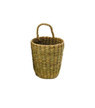 In the Garden 5.12'' Cattail Hanging Plant Basket