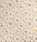 Home Decor 8\u0022x8\u0022 Fabric Swatch-SMC Designs Boulder / Apricot