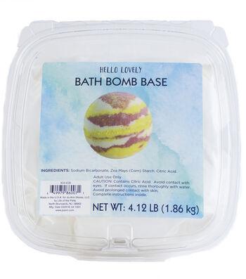 Hello Lovely Bath Bomb Base 64oz