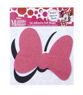 Disney Minnie Mouse Bow Adhesive Felt Pack Small