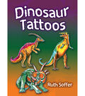 Dover Publications-Dinosaur Tattoos