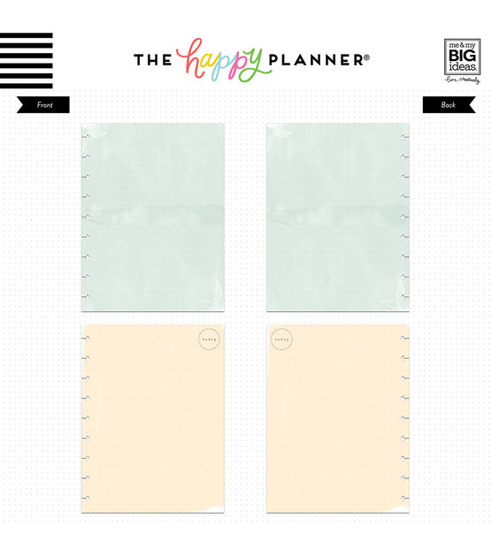 The Happy Planner Girl Classic Paper Homebody Colored, , hi-res, image 3