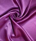 Casa Gardenia Shiny Satin Fabric 58\u0027\u0027-Deep Orchid