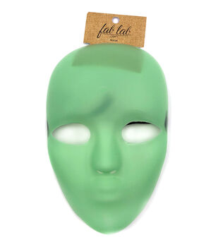Fab Lab Glow in the Dark Full Face Mask