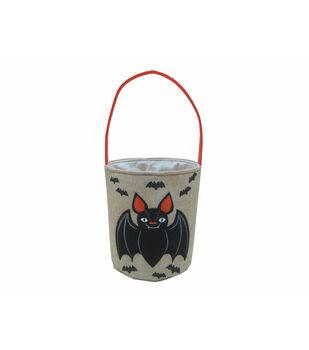 Maker's Halloween Trick-or-treat Bag-Bats