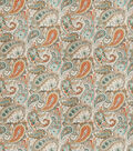 SMC Designs Upholstery Fabric 54\u0022-Basic/ Indian Sky