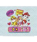 Nick Junior Paw Patrol No Sew Fleece Throw Kit 48\u0027\u0027x60\u0027\u0027-Super Cool Pups
