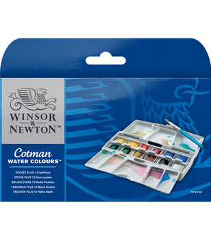 Winsor & Newton Cotman Watercolor Pocket Set
