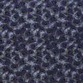 Novelty Cotton Fabric-Peacock Feathers Metallic