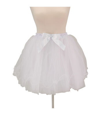 Maker's Halloween Adult Wire Edge Short Tutu