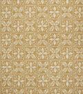 Home Decor 8\u0022x8\u0022 Fabric Swatch-Bella Dura Prom Beeswax