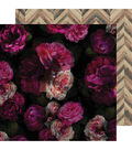 Heidi Swapp Hawthorne 25 pk 12\u0027\u0027x12\u0027\u0027 Double-Sided Cardstock