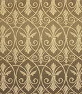 Home Decor 8\u0022x8\u0022 Fabric Swatch-Upholstery Fabric Barrow M5458-5928 Caviar