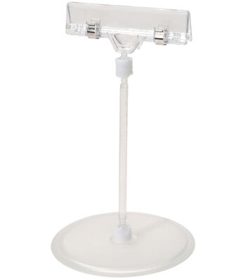 """Darice Small Sign Holders 6.1"""" With Stand"""